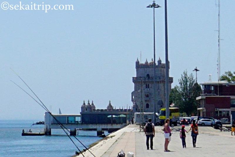 ポルトガル・リスボンのベレンの塔(Torre de Belém)