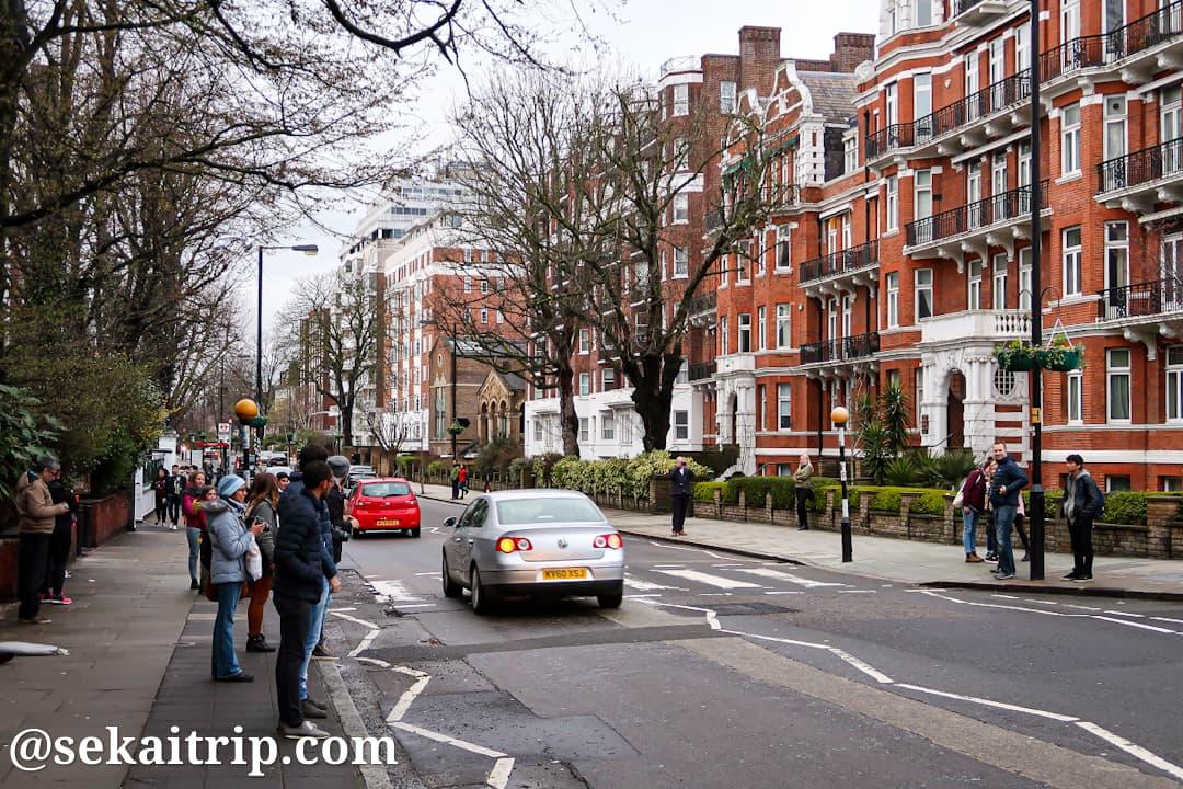 アビイ・ロード(Abbey Road)