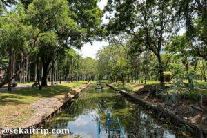 バンコクのルンピニー公園(Lumpini Park)