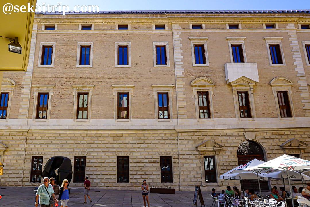 マラガ美術館(Museo de Málaga)
