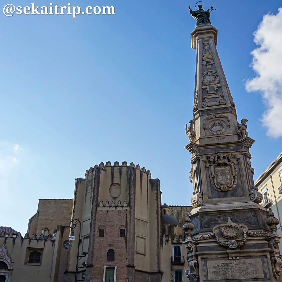 サン・ドメニコ方尖塔(Obelisco di San Domenico)