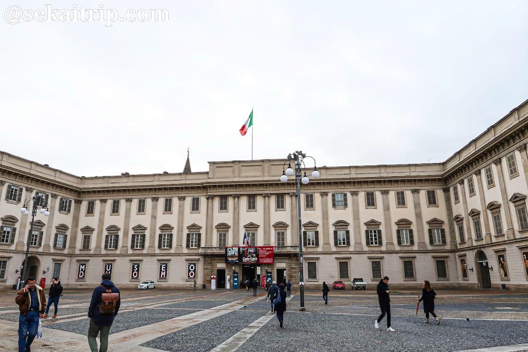 ミラノ王宮(Palazzo Reale di Milano)