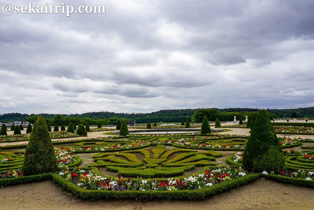 ヴェルサイユ庭園(Jardins du château de Versailles)