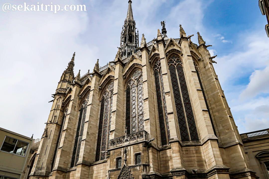 サント・シャペル(Sainte Chapelle)