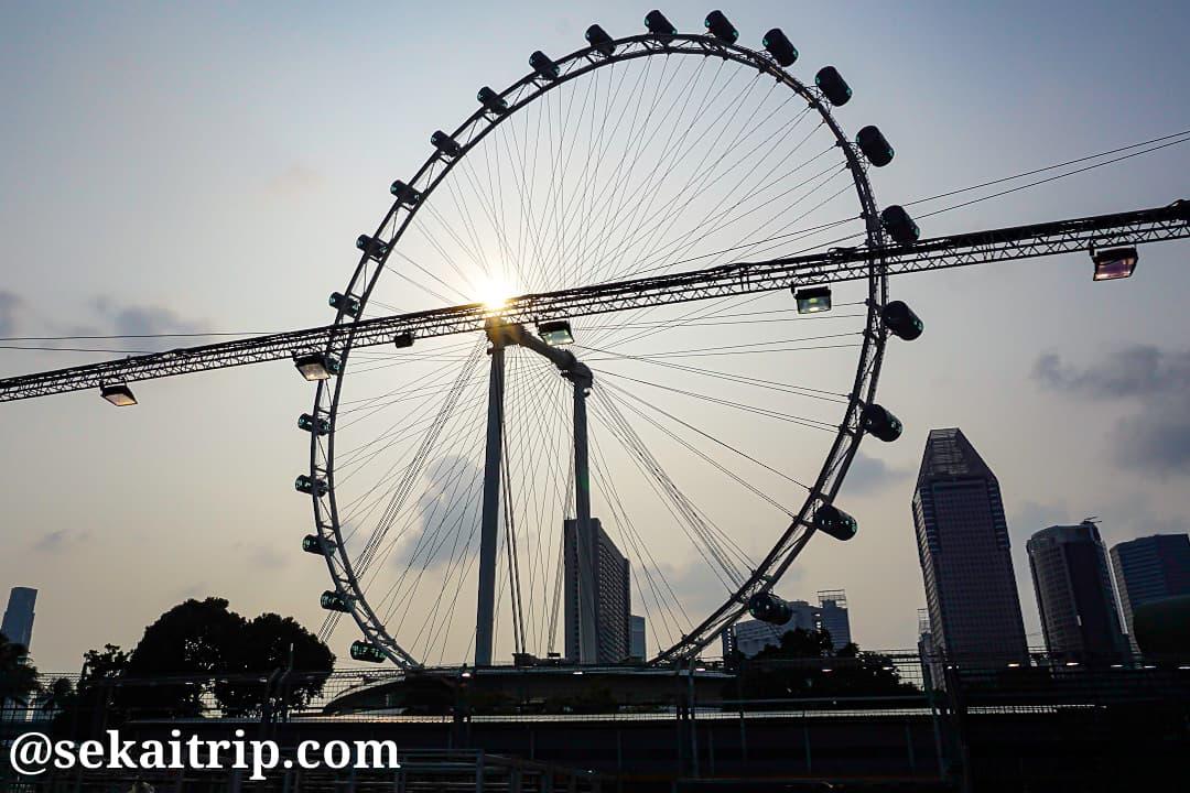 シンガポール・フライヤー(Singapore Flyer)