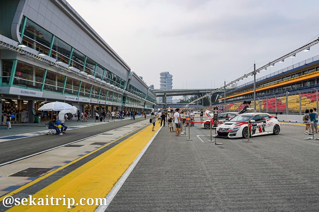 シンガポール市街地コース(Marina Bay Street Circuit)