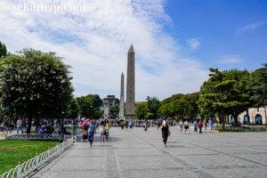 スルタンアフメット広場(Sultanahmet Meydanı)