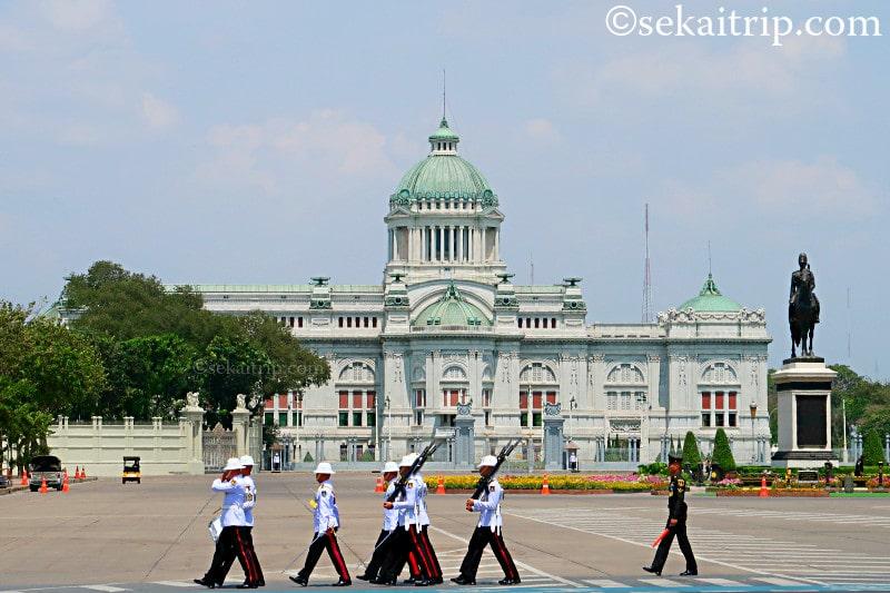 バンコクのアナンタ・サマーコム宮殿
