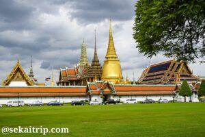 バンコクのワット・プラケオ(Wat Phra Kaew)