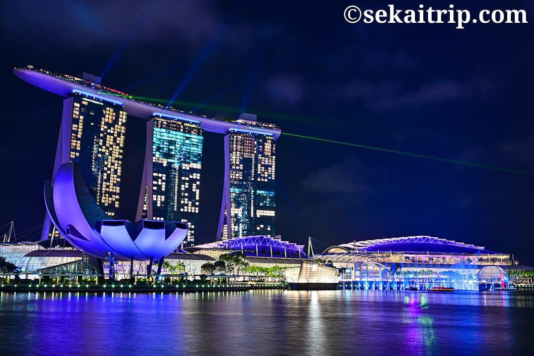 シンガポールのワンダー・フル
