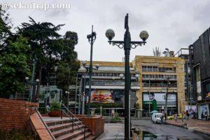コロンビア・ボゴタのエル・レティーロ(El Retiro Centro Comercial)