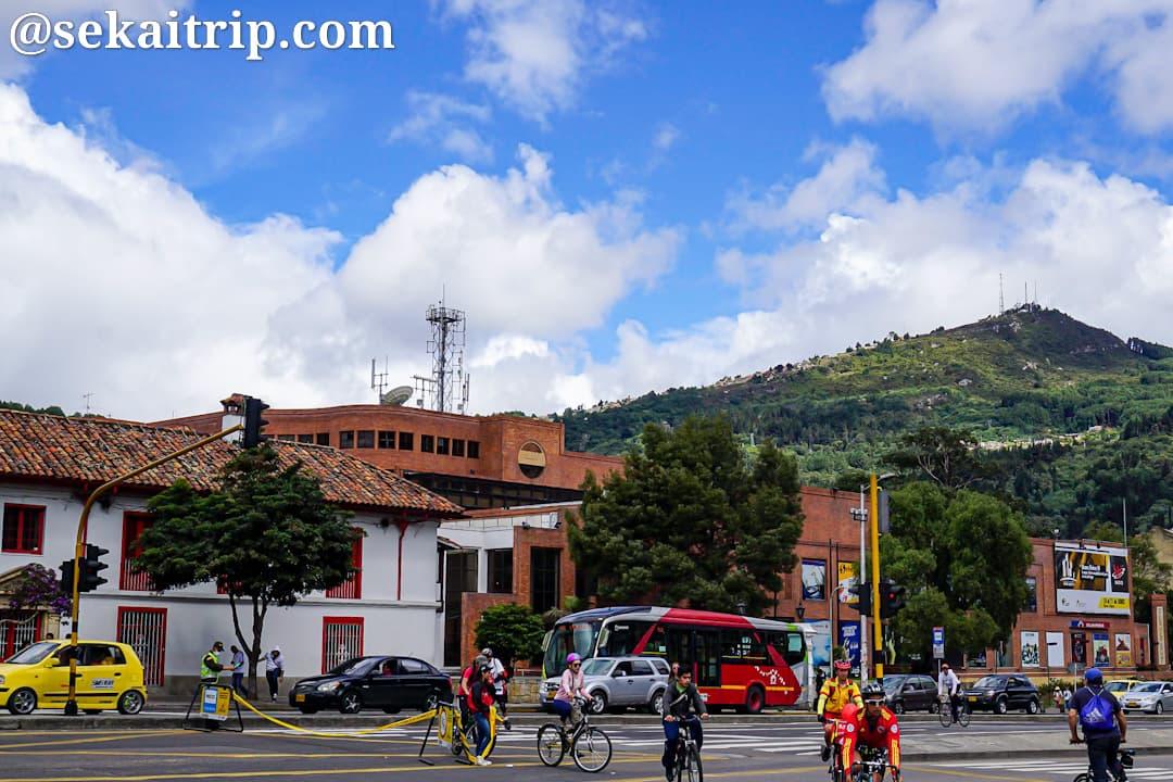 ボゴタのアシエンダ・サンタ・バーバラ(Centro Comercial Hacienda Santa Barbara)