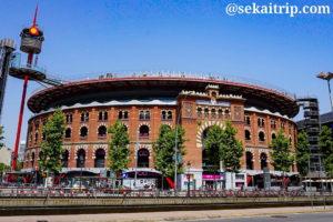 アレーナス・デ・バルセロナ(Centre Comercial Arenes de Barcelona)