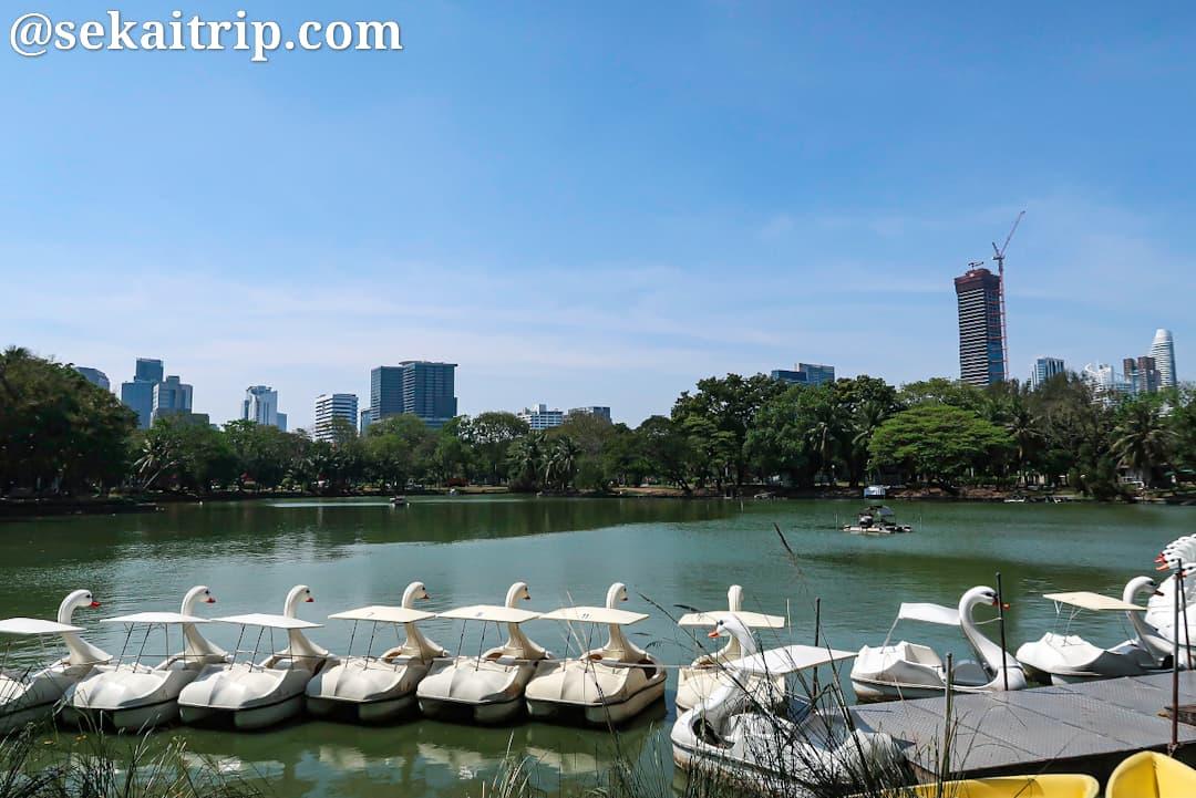 ルンピニー公園(Lumpini Park)