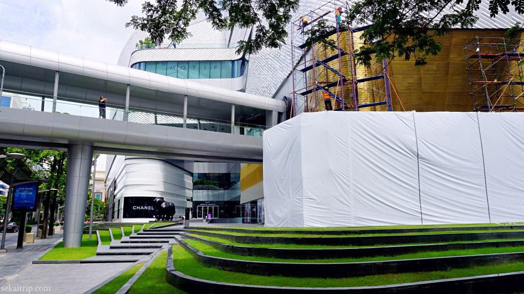 バンコクのセントラル・エンバシー(Central Embassy)