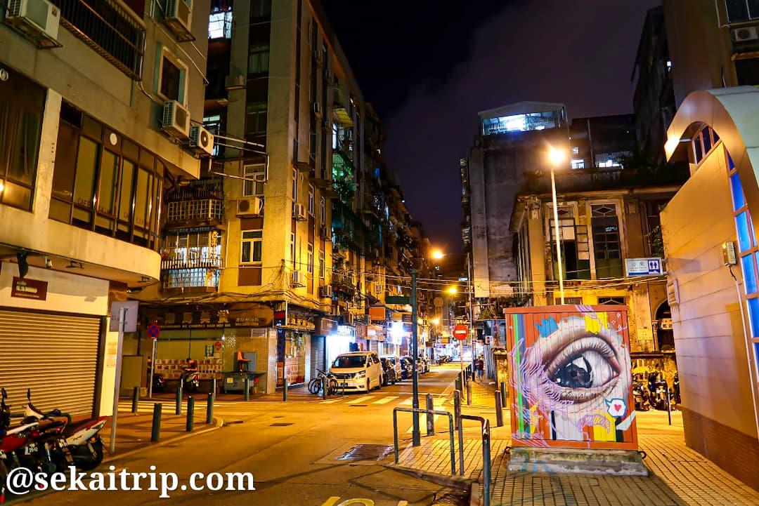 渡船街(Rua da Barca)
