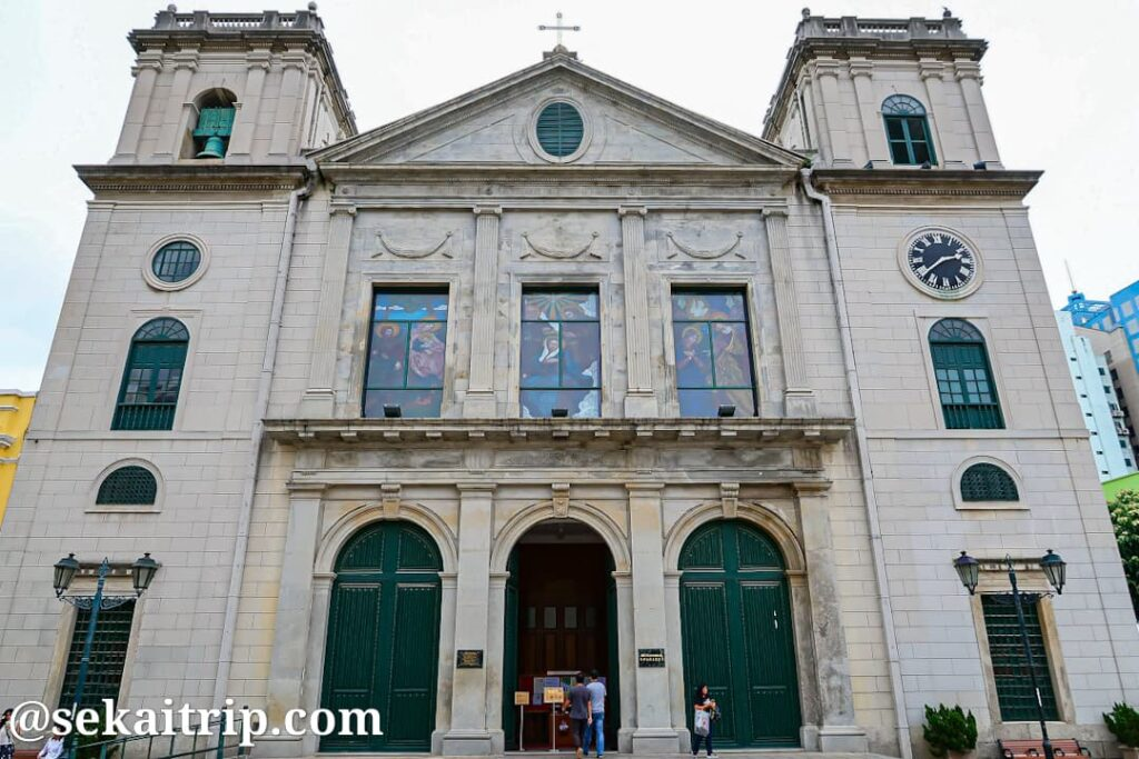 マカオのカテドラル(大堂/Cathedral)