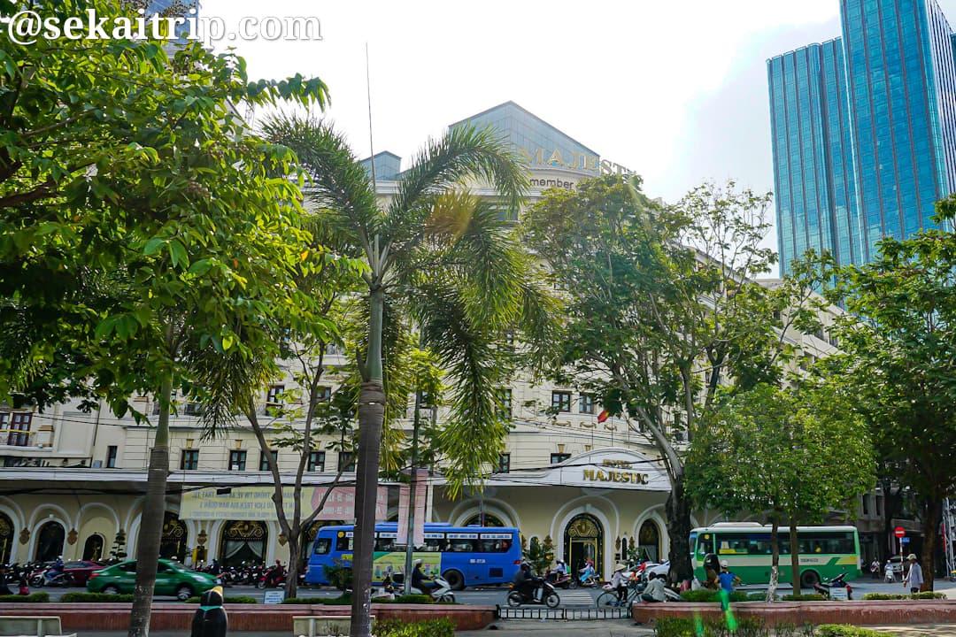ホーチミンのマジェスティック・ホテル(Majestic Hotel Saigon)