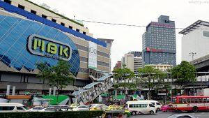 バンコクのMBKセンター(MBK Center)