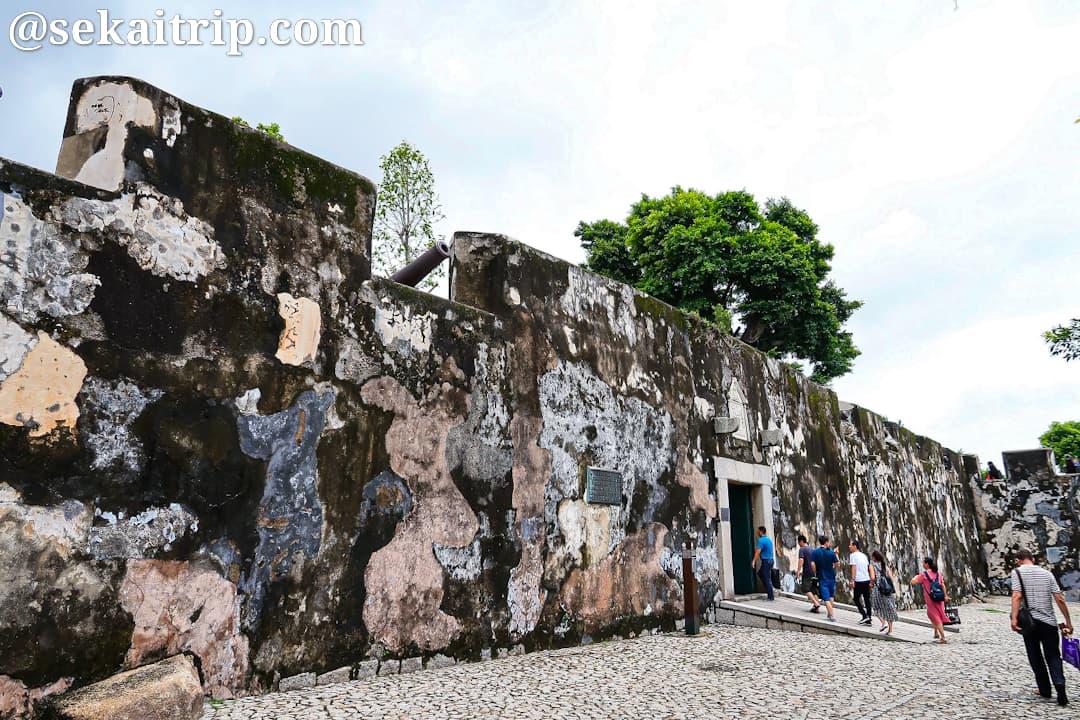 モンテの砦(大炮台/Monte Fort)