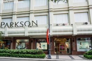 ホーチミンのパークソン・サイゴン・ツーリスト・プラザ(Parkson Saigon Tourist Plaza)