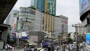 バンコクのターミナル21(Terminal 21)