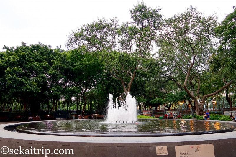 香港のヴィクトリア・パーク(Victoria Park)