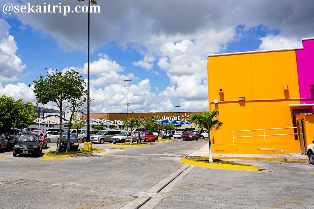 ウォルマート カンクン(Walmart Cancún)