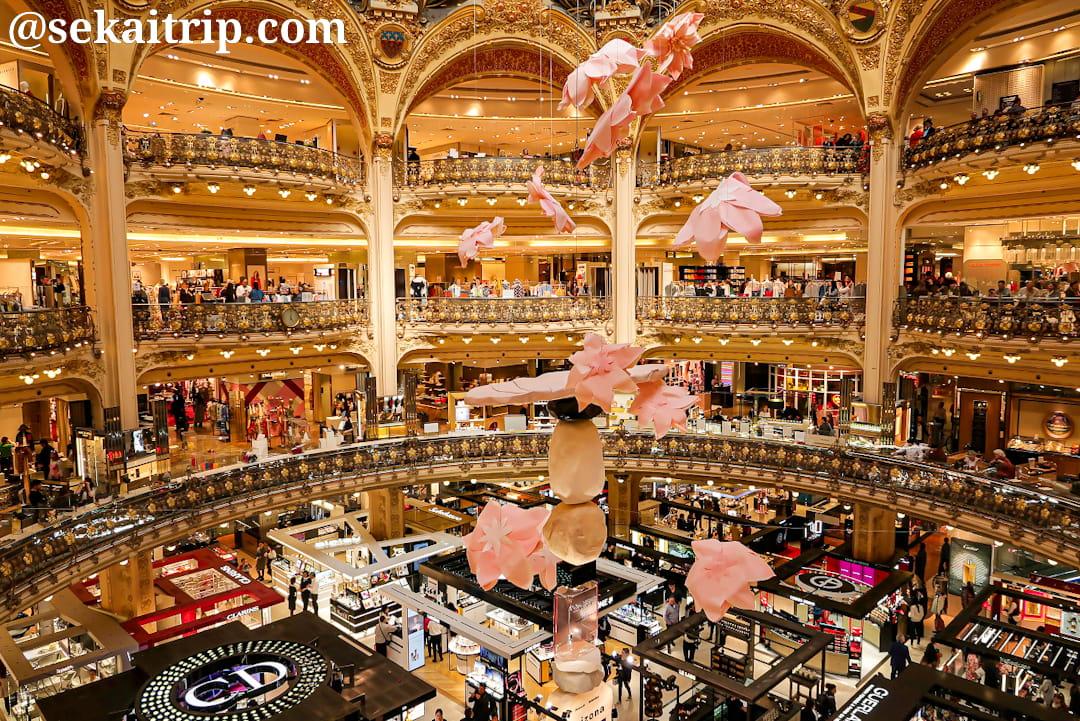 パリのおすすめ買い物スポット10選!百貨店からアウトレットまで