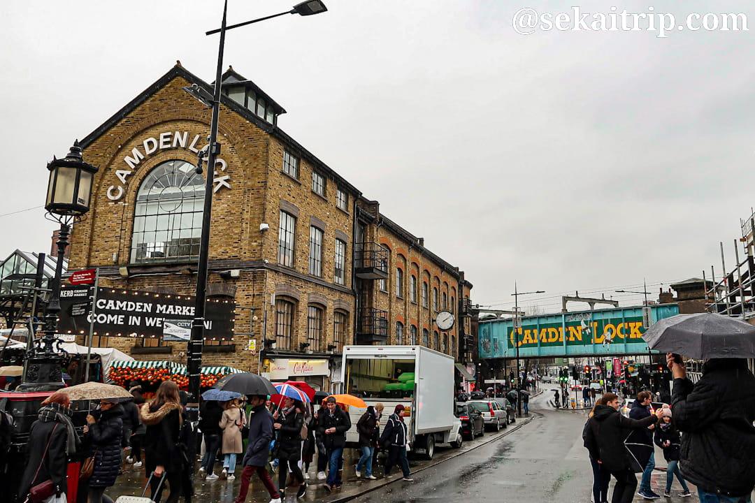 イギリス・ロンドンのマーケット