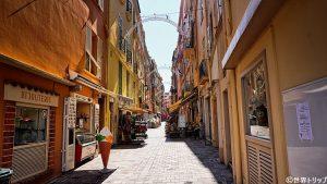 モナコ・ヴィル(Monaco-Ville)