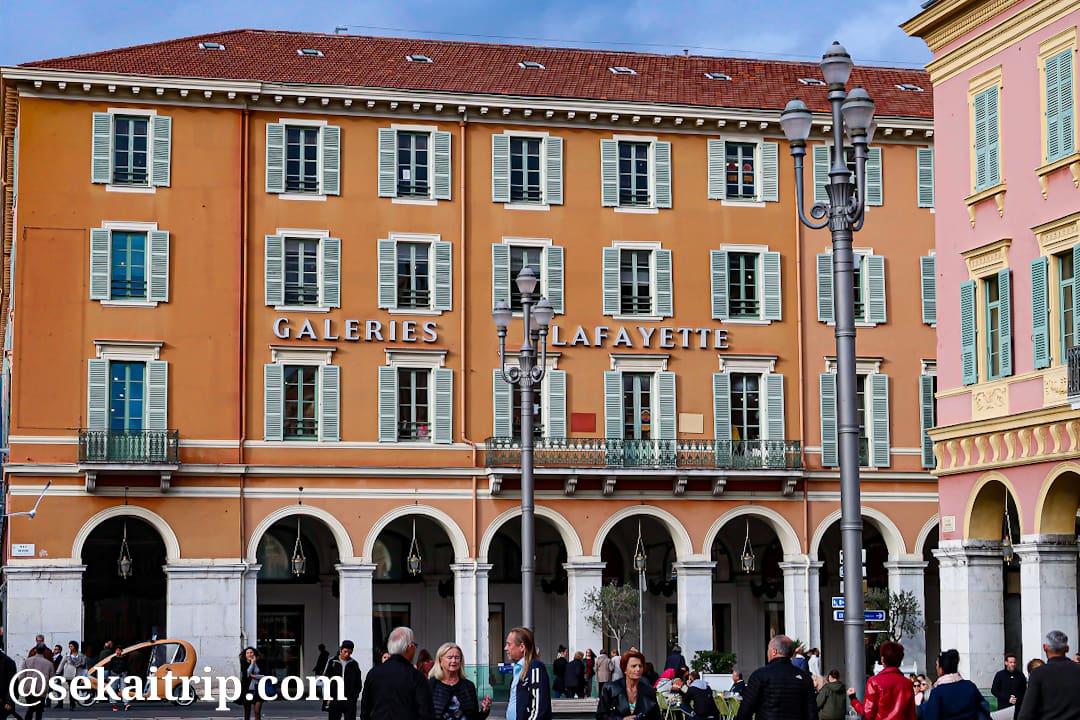 ギャラリー・ラファイエット・ニース・マセナ(Galeries Lafayette Nice Masséna)
