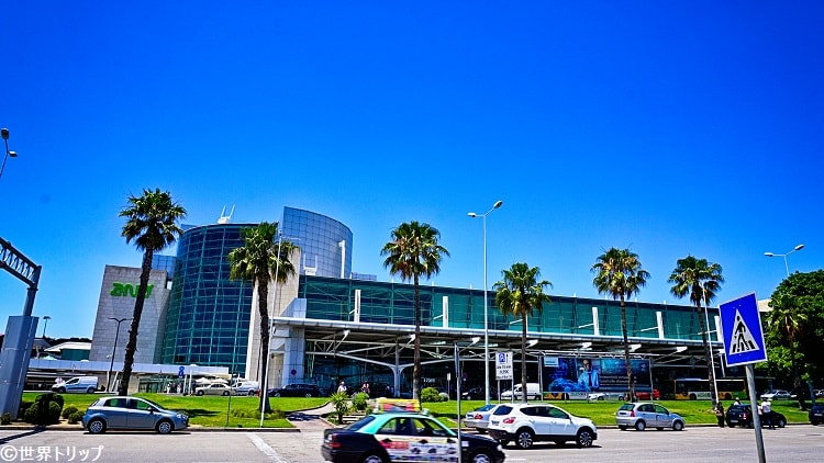 リスボン空港(Aeroporto de Lisboa)
