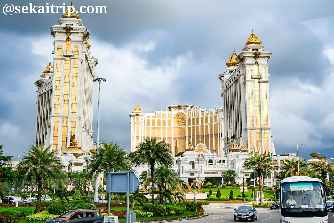 ギャラクシー・マカオ(Galaxy Macau)
