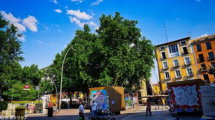 ティルソ・デ・モリーナ駅周辺