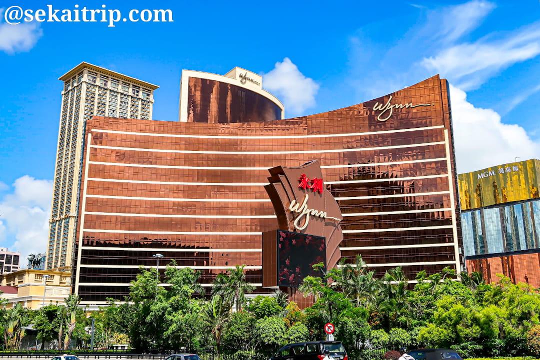マカオのカジノ「ウィン・マカオ(Wynn Macau)」