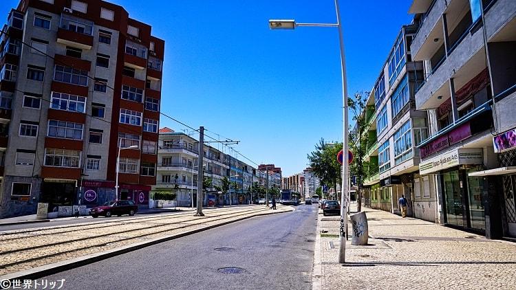 ドン・ヌノ・アルヴァレス・ペレイラ通り