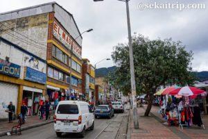 旧市街(Calle10)