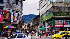 旧市街(Carrera10、Calle10)
