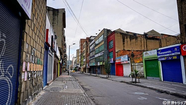 旧市街(Carrera12)