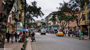 旧市街(Carrera13)