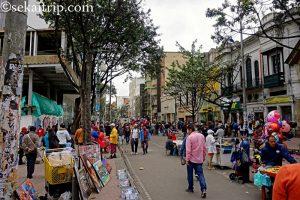 旧市街(Carrera7)