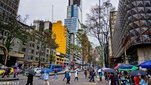 旧市街(Carrera7、Calle19)