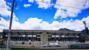 エル・カンピン(Estadio Nemésio Camacho El Campín)
