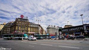 モンパルナス通り(Boulevard du Montparnasse)