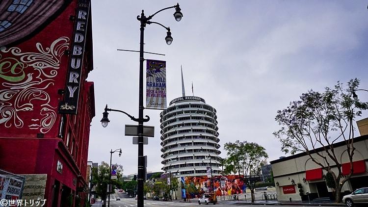 ロサンゼルスのキャピトル・レコード