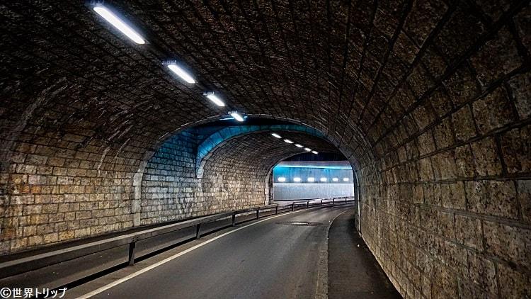 ヴァレ通りのトンネル
