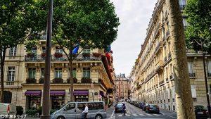 5つ星ホテルのホテル・ボルティモア・パリ(Hotel Baltimore Paris)
