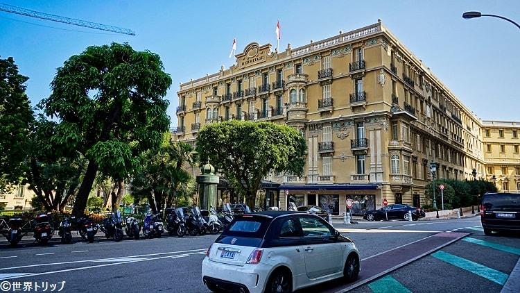 5つ星ホテルのオテル・エルミタージュ・モンテカルロ