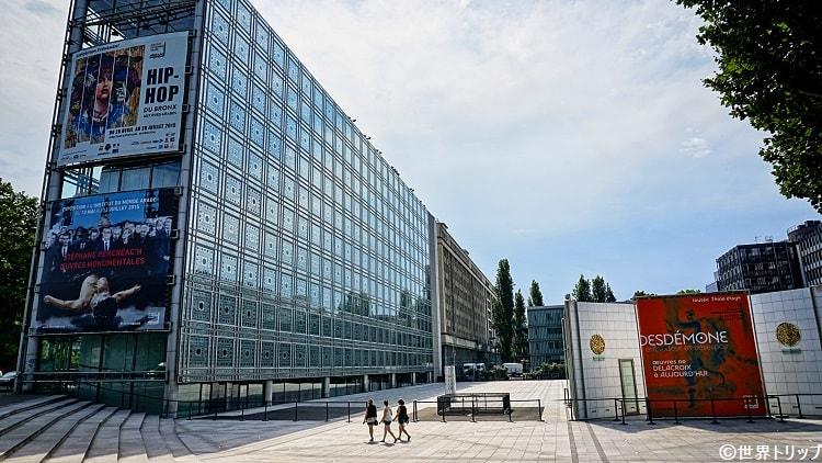 アラブ世界研究所(Institut du Monde Arabe)